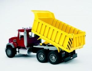 Mack-Granite-Dump-Truck